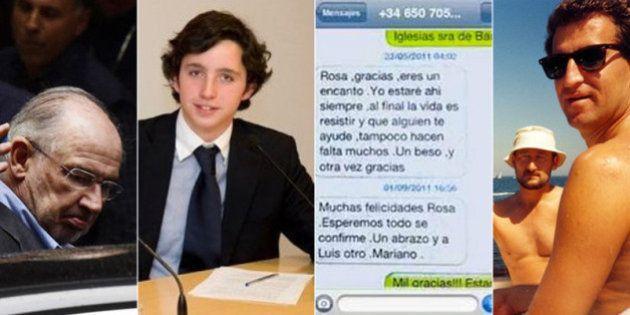 Las amistades peligrosas de los políticos: De los SMS de Rajoy a la reunión con