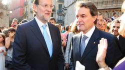 Mas quiere reunirse con Rajoy