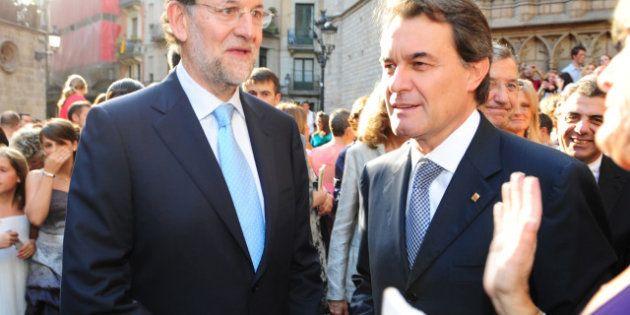 Artur Mas quiere reunirse con Rajoy para explicarle que hará la consulta con permiso del Estado o sin