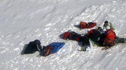 Mueren cinco montañeros en Gredos durante el fin de