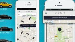 VOTA: los taxistas piden retirar una app de conductores