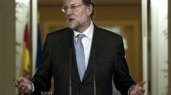 Rajoy pasa palabra en la pregunta del