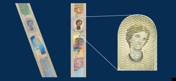Ecce Homo en los billetes de 5 euros: el Cristo de Borja se aparece en los nuevos euros (FOTO,
