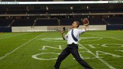 Las fotos del año 2012 para Barack Obama