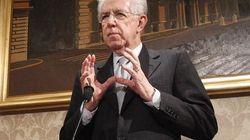 Monti, dispuesto a liderar una coalición de partidos
