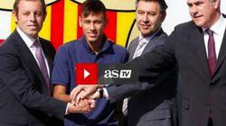 El juez procesa a Neymar, sus padres y al Barça por el fichaje del