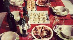 La Navidad de los emigrados: la ilusión... ¡del paquete de comida española!