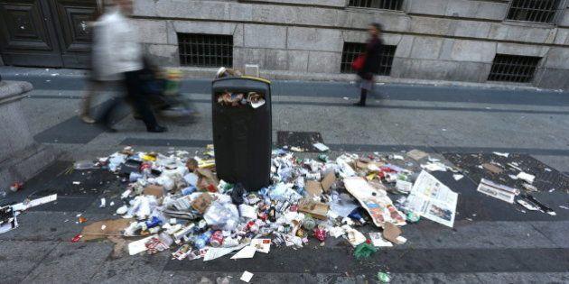El Ayuntamiento de Madrid denuncia a las concesionarias de limpieza por incumplir los servicios