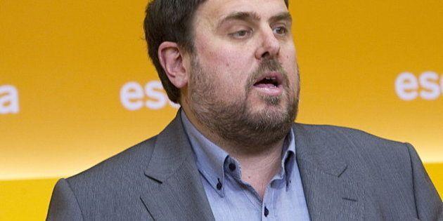 Oriol Junqueras cree que el diálogo entre Rajoy y Mas sobre el referéndum de Cataluña