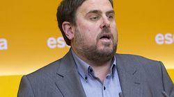 Junqueras cree que el diálogo entre Rajoy y Mas