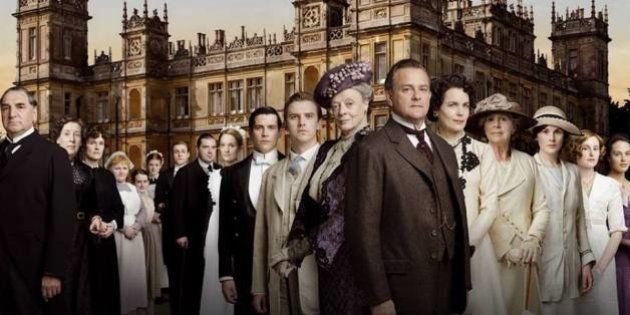 Downton Abbey vuelve: el tráiler de la quinta temporada