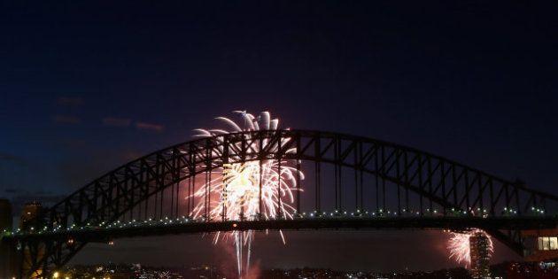 Año Nuevo: fotos de Nochevieja en todo el mundo