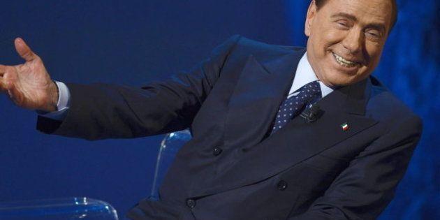 Berlusconi dice que la izquierda le ha acusado de todo menos