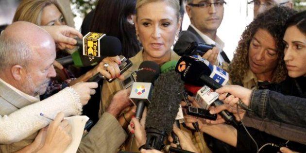 Querella de IU a Cifuentes: a la delegada del Gobierno en Madrid no le preocupa porque