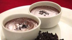 Receta para hacer yogur de chocolate casero: fácil y
