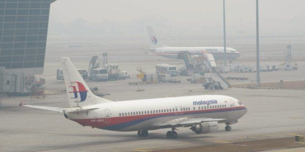 Vuelo de Malaysia Airlines: el avión Boeing 737-800 aterriza de emergencia en Kuala