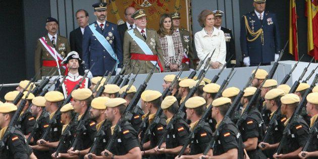 El presupuesto para el desfile del 12 de octubre será de 823.000 euros, un 8,5% menos que en