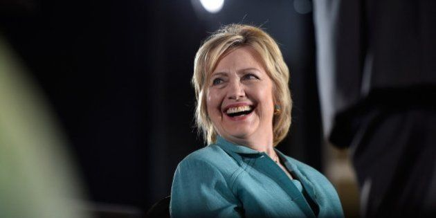 Que Clinton no es clavi una