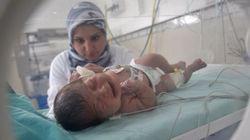 La mortalidad de bebés en Gaza se multiplica tras el bloqueo