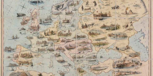 Trazan el mapa de las cuatro migraciones que cambiaron la historia genética de
