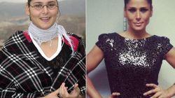 La evolución de Rosa: de su primer OT a la Nochevieja 2012
