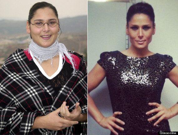 Rosa López: evolución de estilo desde su primer Operación Triunfo a la Nochevieja 2012