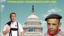 Obama con boina en la próxima portada de 'The