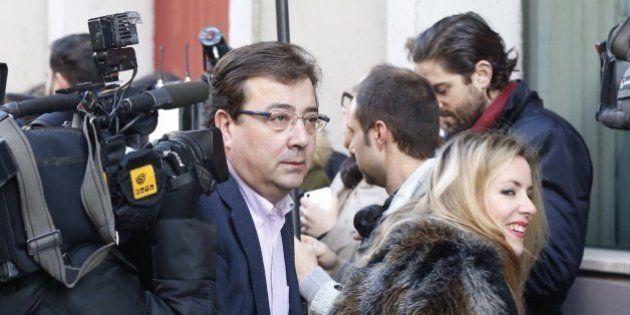 Fernández Vara pide que el PSOE empiece negociando con