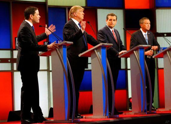 La estrategia republicana está clara: todo menos Donald