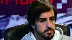 El 'palo' de Fernando Alonso a la Fórmula 1