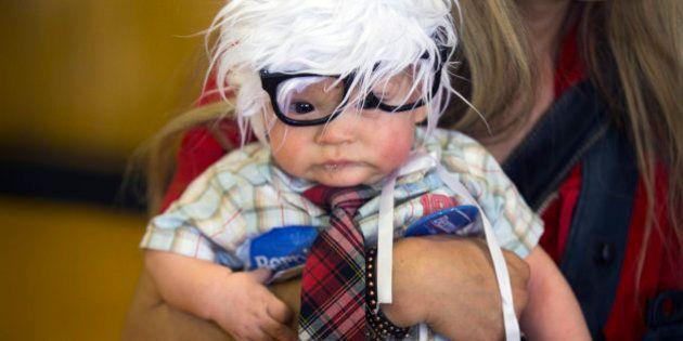 Muere 'Bebé Bernie', el pequeño que apoyaba la campaña de