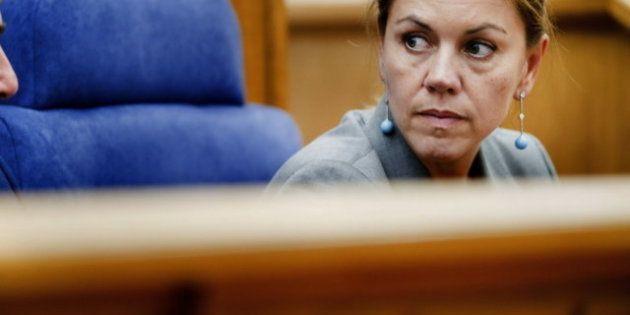 Cospedal olvidó declarar 7.000 euros que percibió de las Cortes de Castilla-La Mancha como diputada