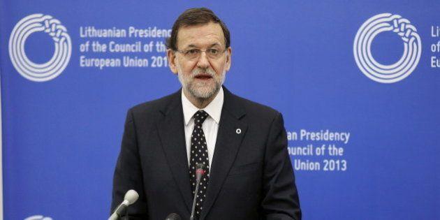 Rajoy asegura que la posición de Intereconomía y 13TV coincide con la de la