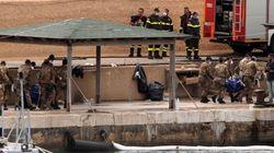 Al menos 50 muertos tras el naufragio de otro barco cerca de