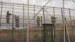 40 subsaharianos consiguen saltar la valla de