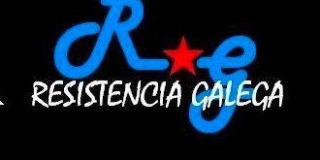 Detenido un presunto miembro de Resistencia Galega con tres