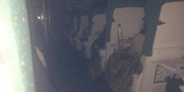 Pasajeros atrapados en un tren en Valladolid: