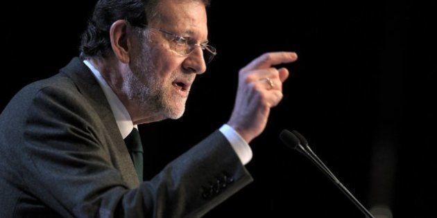 Rajoy a Mas en un acto en Tarragona: