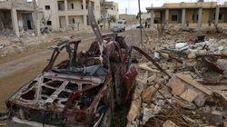 Decenas de muertos en Siria en un doble