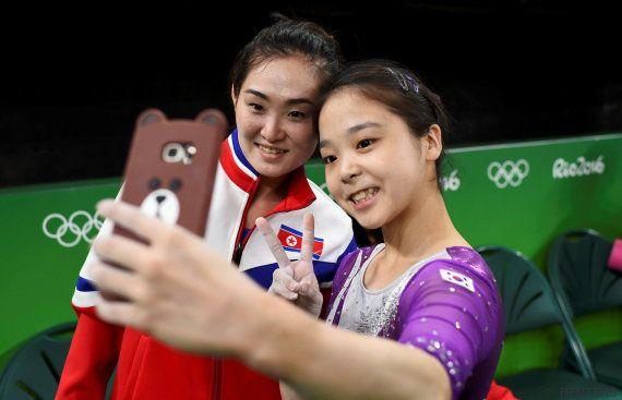 El selfie en Río que demuestra que el deporte traspasa