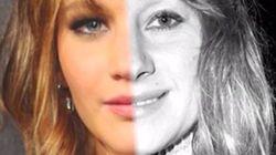 El parecido más que razonable entre Jennifer Lawrence y Helen