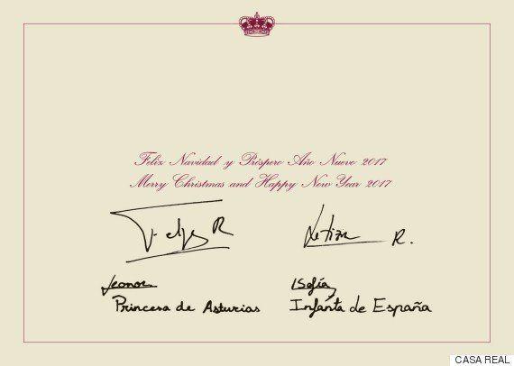 Felicitación de Navidad de la Casa Real: el posado de los reyes Felipe y Letizia con sus hijas Leonor...