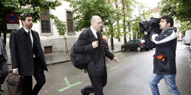El juez Silva intenta retrasar su juicio tras renunciar su