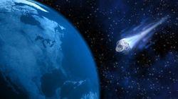 Un asteroide rozará la Tierra en