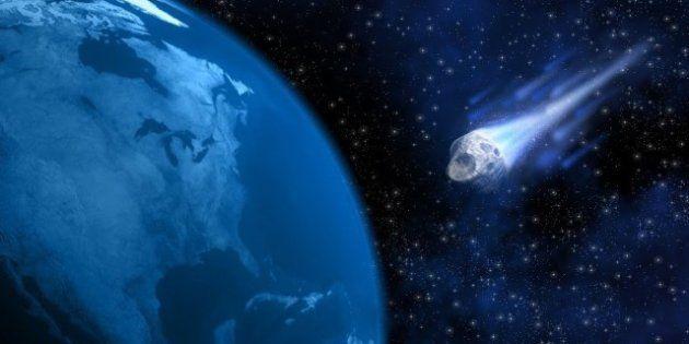 Un asteroide de 50 metros de diámetro rozará la Tierra en febrero y pondrá en peligro la seguridad de...