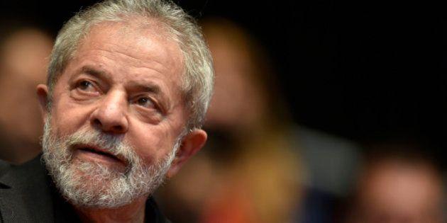 La Policía brasileña detiene al ex presidente Lula en Sao
