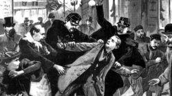 Los anarquistas del siglo XIX, el capitalismo occidental y los atentados de