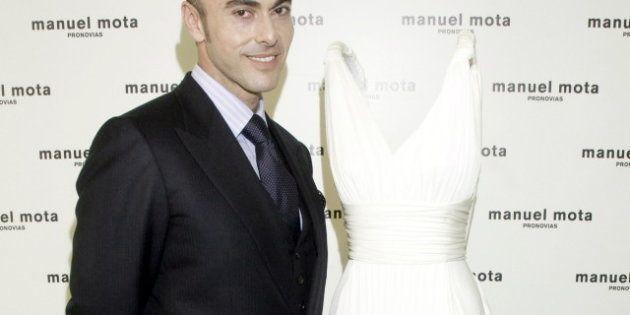 Muere Manuel Mota: el diseñador de Pronovias ha muerto a los 46 años