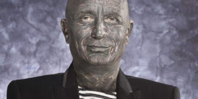 Vladimir Franz: Tatuajes de los pies a la cabeza, la sorpresa en la carrera presidencial de la República...