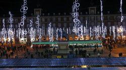 Madrid enciende sus luces de Navidad: 1,5 millones de euros